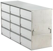 Upright Metal Freezer Racks