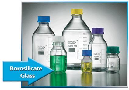 hybex Media Bottles
