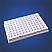 White 96-Well Full Skirted PCR Plate