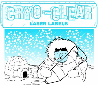 Cryo Clear Laser Labels Laser Cryo Babies And Cryo Tags