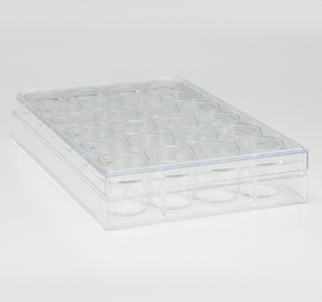 24-Well Cell Culture Dish, TrueLine