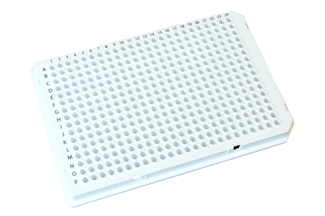 384-Well 480 Plates, 50/pack