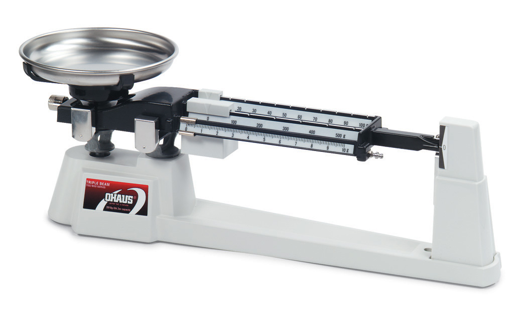 Light Labs distributes PCR – Triple Beam Balance Worksheet