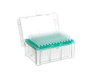 Sapphire Tip, 200ul, Filter, Sterile, Racked, 960/Case