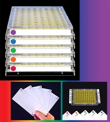SealPlate® ColorTab™ Sealing Films