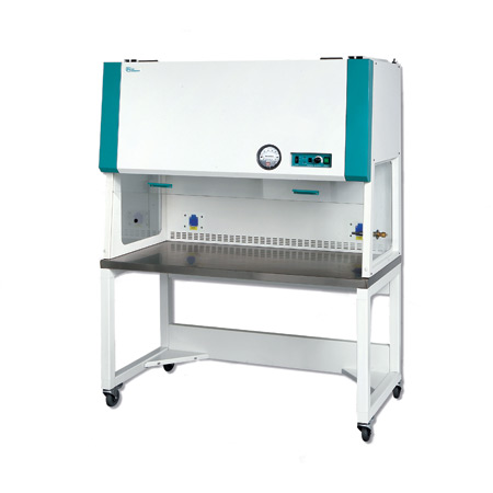 Clean Bench, Vertical Laminar Flow, 73.6×21.3×23.2 inches (WxDxH)