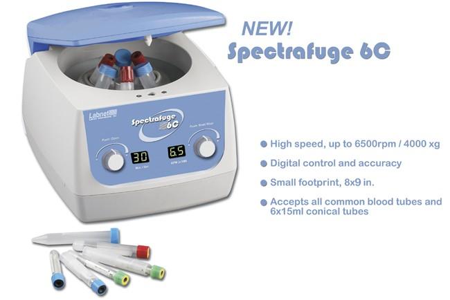 Labnet Spectrafuge 6C Centrifuge