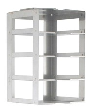 """Vertical Rack for 2"""" Boxes (Capacity: 4 Boxes)"""