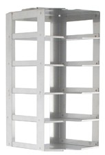 """Vertical Rack for 2"""" Boxes (Capacity: 5 Boxes)"""