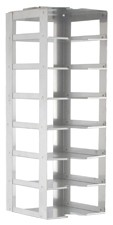 """Vertical Rack for 2"""" Boxes (Capacity: 7 Boxes)"""