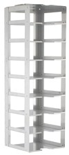 """Vertical Rack for 2"""" Boxes (Capacity: 8 Boxes)"""