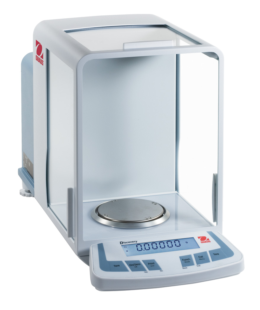 Discovery Semi-Micro and Analytical Balances