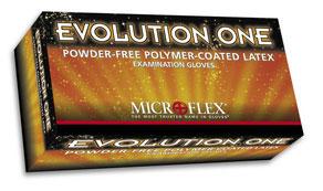 Evolution One Latex Gloves
