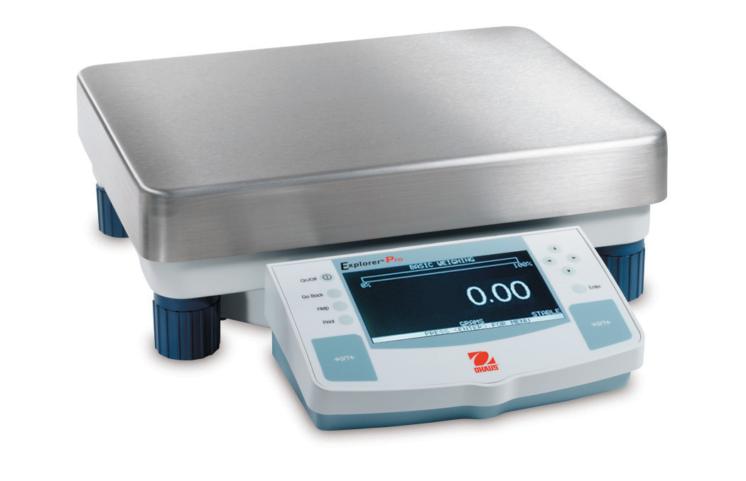 Explorer® Pro High Capacity Balances