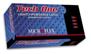 Tech One Latex Gloves