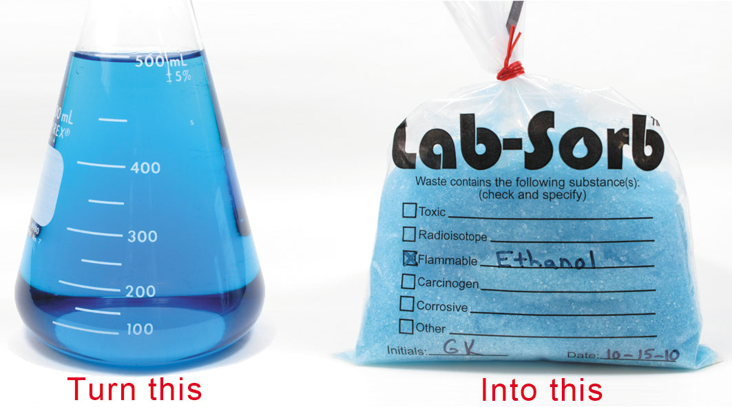 Lab-Sorb, 16 oz. Jar