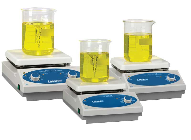 AccuPlate Analog Stirrers, Hot Plates, and Hot Plate Stirrers