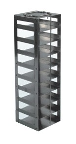 """Mini Vertical Rack for 2"""" Boxes (Capacity: 9 Boxes)"""