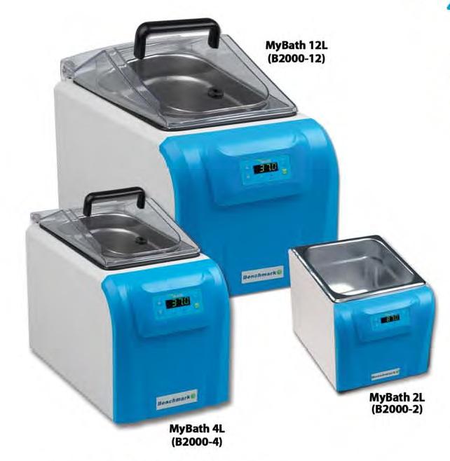 2L MyBath Digital Water Bath