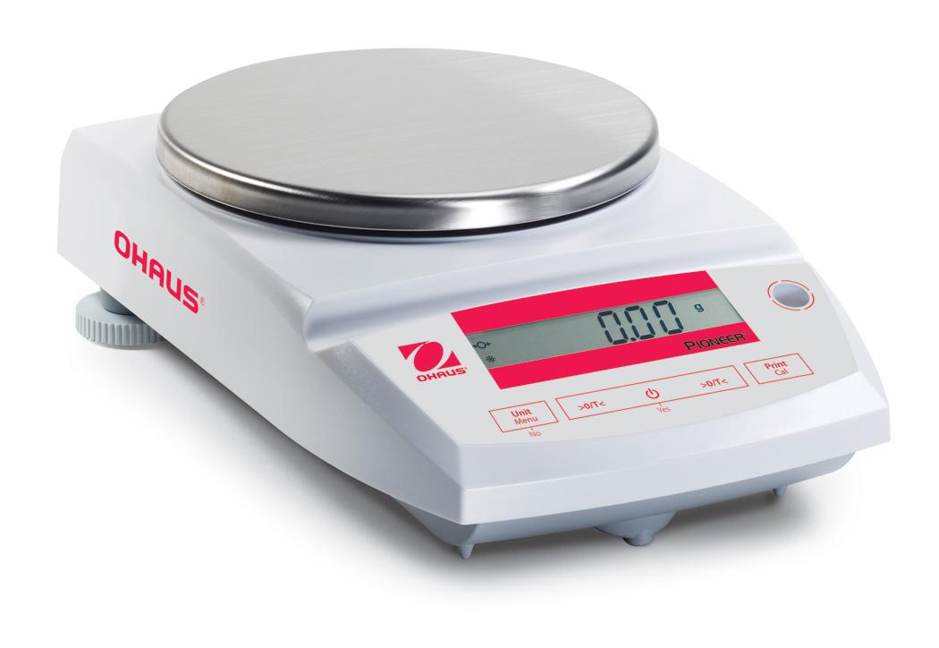 Pioneer™ Precision Balances