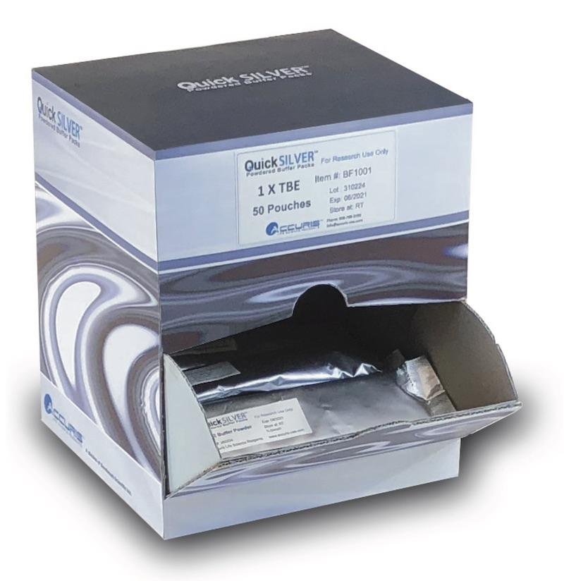 TGS (Tris Glycine-SDS), 1X, 50 Packs