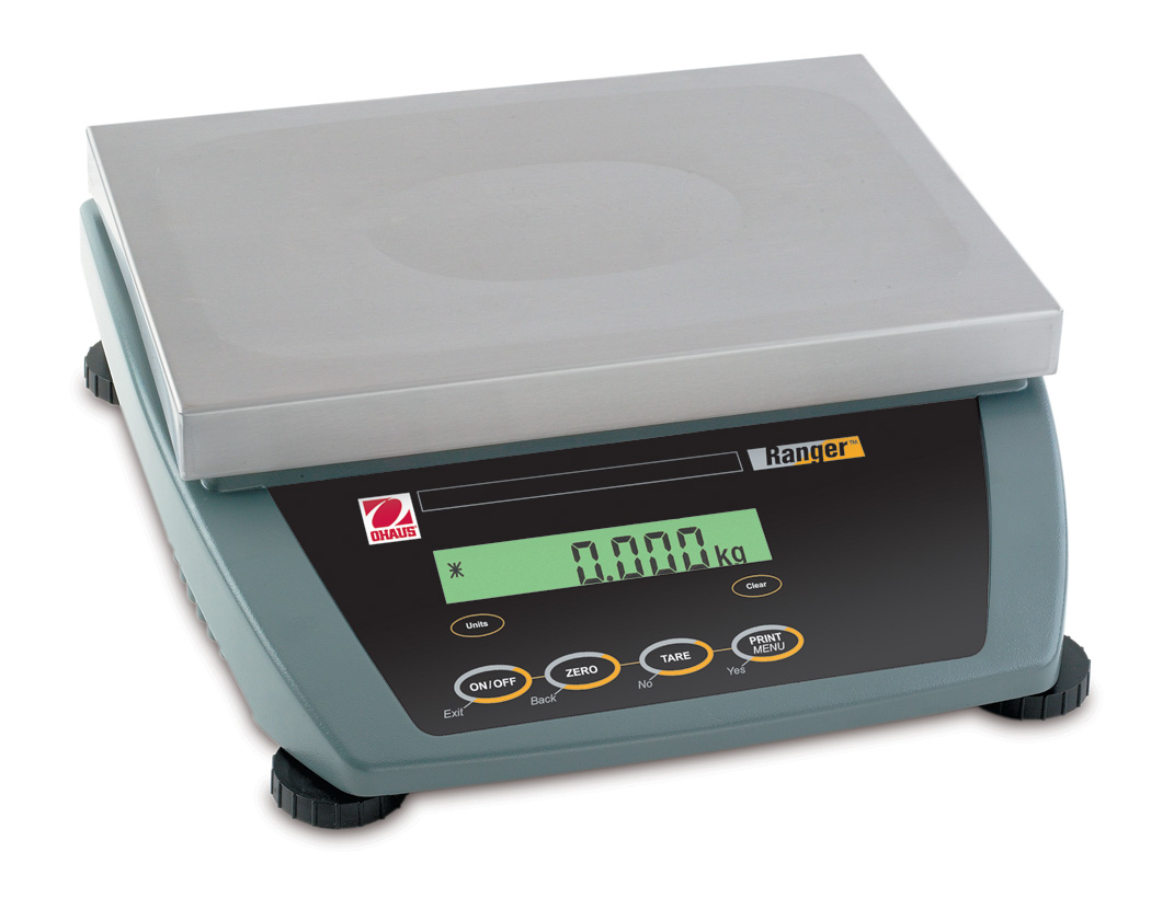 Ranger™ Compact High Resolution Bench Scales