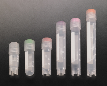 Cryovials - Lip Seal and External Threads