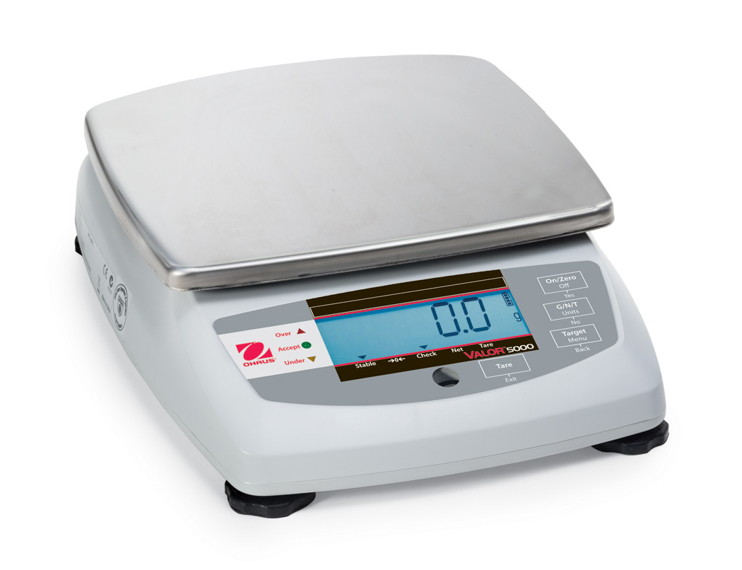 Valor 5000 Compact Scales