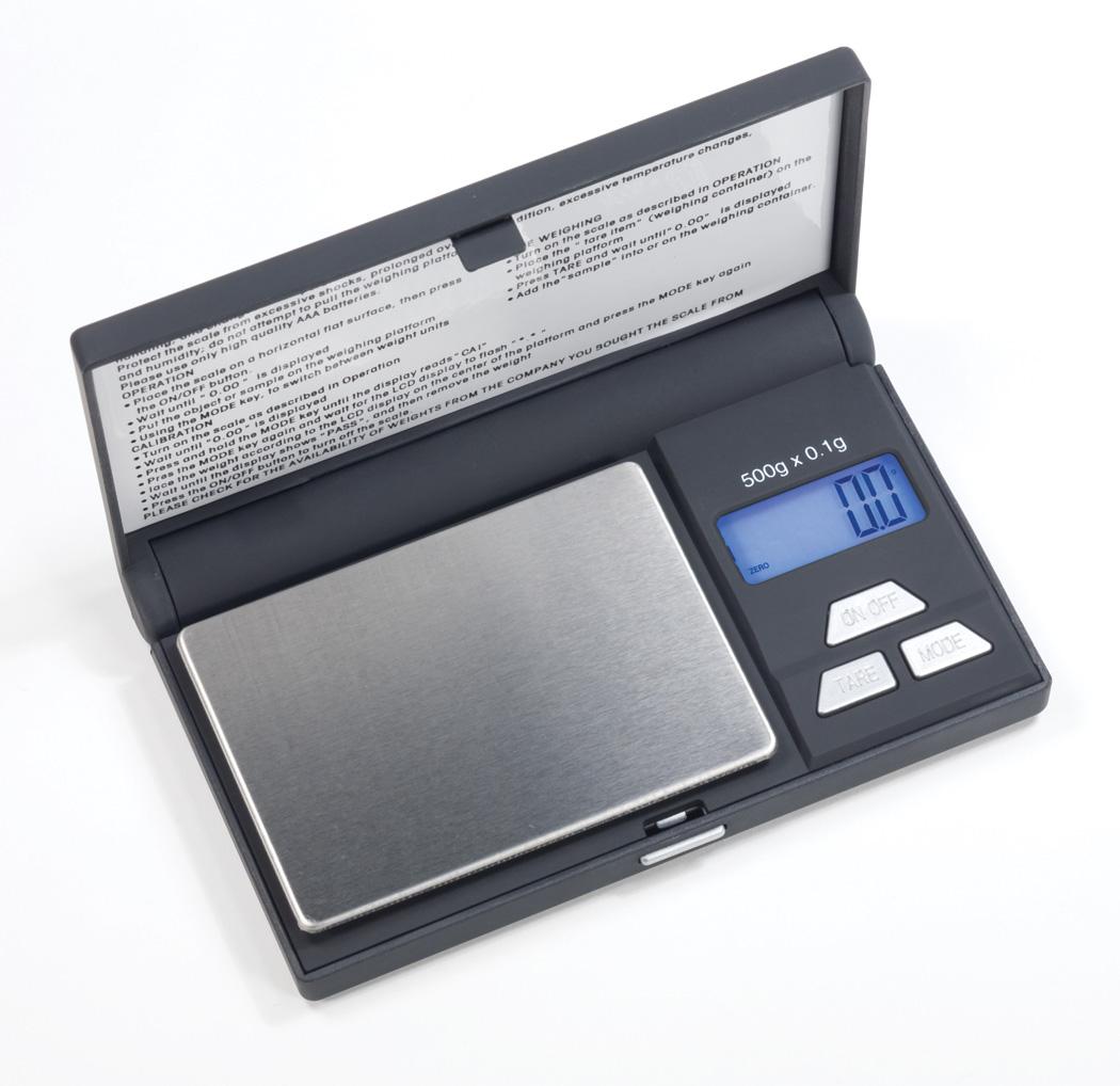YA Pocket Scales
