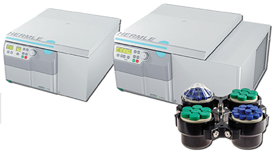 Z446K Refrigerated Centrifuge Bundle
