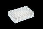 1.1mL 96-W Deep Well Plate, Round Bottom, Sterile, 50/Case