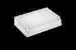 240uL 384-W Deep Well Plate, Round Bottom, Sterile, 50/Case