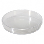 Kord-Valmark™ 2917 Automation Petri Dish, Slippable Lid, Clear Viewing Surfaces Without Markings, Sterile, Disposable, Mono Style, Nominal Size: 100 x 15mm