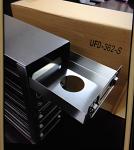 Upright Freezer Drawer Rack, 3 x 6 = 18