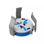 Benchmark H1000-MR-CMB Adjustable Magnetic Flask Clamp, 125 ml, 250 ml, 500 ml Sizes