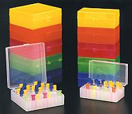 Hinged Microcentrifuge Tube Freezer Racks
