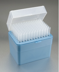 Empty Hinged Box for B-5005-L MultiMax 1.2ml Reload Pipette Tips