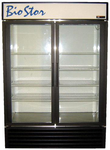 Refrigerator, 49 cu ft., 2 Door (Glass)