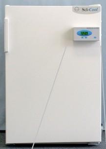 Refrigerated Incubator, 5cu ft., white