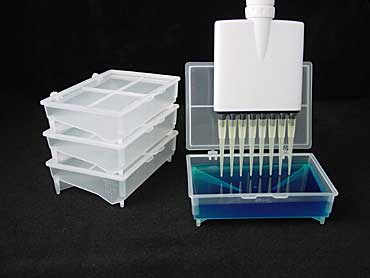 Texan™ Reagent Reservoir for Multichannel Pipettes