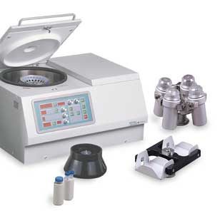 Hermle Z383/Z383K High Performance Universal Centrifuges