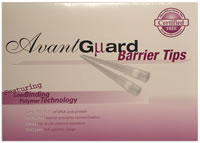 100ul AvantGuard Barrier Pipette Tips