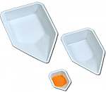 Pour-Boat Weighing Dishes