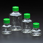 Sterile Solution Bottles, 24/case