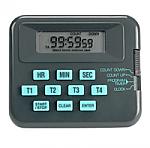 4-Channel Pocket Timer/Stopwatch