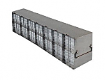 Upright Metal Freezer Racks for 96-Well and 384-Well Microtiter Plates (Capacity: 98-112 Plates)