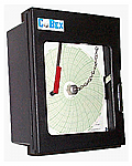 7 Day Recorder with 6 Inch Chart