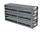 Upright Freezer Drawer Racks for 3mL Blood Sample Tubes (Capacity: 375 Tubes)