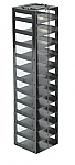"""Mini Vertical Rack for 2"""" Boxes (Capacity: 12 Boxes)"""