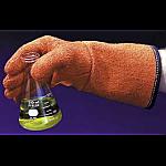Biohazard Autoclave Gloves, Orange, 1 pair